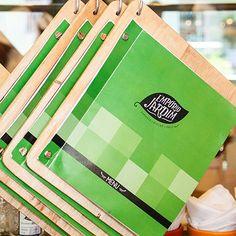 Empório Jardim   retail   coffee   store   design   bistro  deli   by Packaging Brands