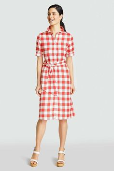 5 Dresses Every Southern Lady Should Own: Shirtdress