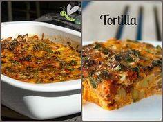 Julia kocht: Tortilla Española con acelgas y chorizo | Foodina
