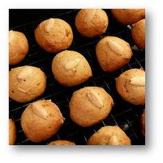 Foodie Mum: Spelt Bikkie Puffs