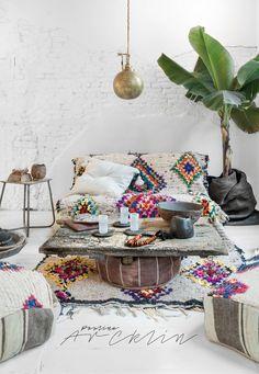Interior Design Styles: 8 Popular Types Explained - FROY BLOG - Bohemian-Decor-6