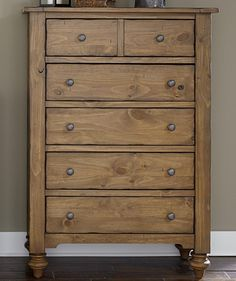Southern Pines 5 Drawer Chest by Liberty Furniture