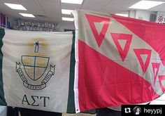 3rd day of the Christmas sale also includes Fraternity and Sorority Banners! #fraternity #sorority #TKE #AST #flags #greeklife #greekpride #throwwhatyouknow