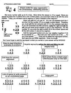 Math - mastering mathematics. Start when reading is firmly established (for more independent work).  Additional practice on memorizing math facts very important.  Self paced.