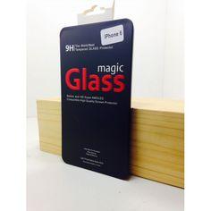 Разное - Защитное стекло 0.2мм - Magic Glass 9H iPhone 6 Прозрачное
