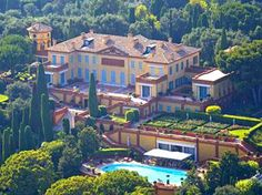 A deposit made on a villa billed as the most expensive home in the world is to be used to fund humanitarian concerns including donations to two leading UK academic institutions in London. Description from rivieralife.tv. I searched for this on bing.com/images