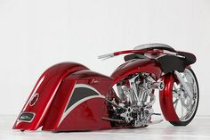 sweet custom bagger