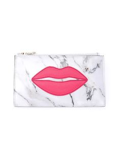Shop Charlotte Olympia 'Pouty' clutch in Hirshleifers from the world's best independent boutiques at farfetch.com. Shop 300 boutiques at one address.