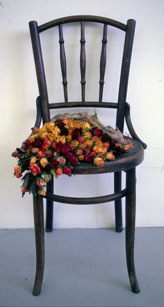 Rebecca Louise Law: 'Birthday Chair' 2004