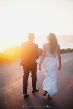 Chloe Moore Photography // The Blog: Erin + John Get Hitched: Point Dume, Malibu