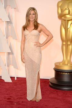 Jennifer Aniston en Versace