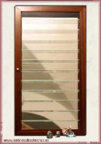 Vitrina de 35x45 cm. Cc Images, Angel, Mirror, Furniture, Home Decor, Mini Liquor Bottles, Cabinets, Exhibitions, Decoration Home