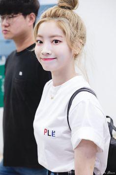 Dahyun-Twice 180627 Gimpo Airport from Japan Nayeon, Kpop Girl Groups, Korean Girl Groups, Kpop Girls, The Band, Extended Play, I Love Girls, Cool Girl, Daehyun