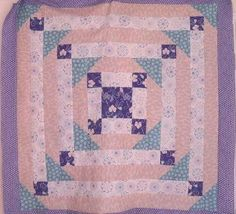 Blossom quilt pattern and tutorial from Ludlow Quilt and Sew
