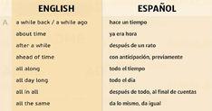 155 frases que tienes que saber para aprender inglés de forma rápida - Entérate de algo