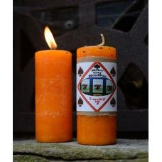 Lucky 7 Hoo Doo Candle-You don't have to be a gambler to make good use of the Lucky 7 candle. Light it before the big exam in school, or before an audition, and put the leftover wax in your car to get that perfect parking spot every time.