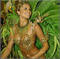 Brazilian Carnival - Love to go one day!