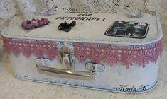 Karins-kortemakeri: Førstehjelp for ekteskapet Suitcase, Briefcase