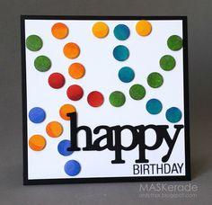 MASKerade: Happy Birthday!