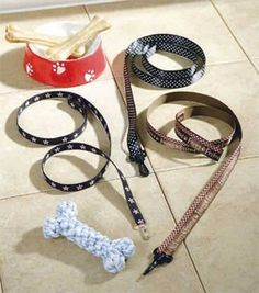 Decorative Dog Leashes : pet projects :  Shop | Joann.com