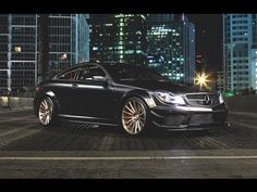 The Vossen Black Series | C63 AMG | Track Edition