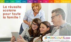 Groupon - 6 à 12 mois d'accès illimité à la solution de soutien scolaire en ligne Maxicours dès 66€ (jusqu'à 45 % de réduction). Prix Groupon : 66€