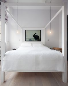 Loft apartment Laura Lakin design, modern Scandinavisch interieur ...