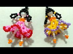 Loom Beading, Beading Patterns, Bead Jewellery, Beaded Jewelry, Crochet Beaded Necklace, Fabric Paint Designs, Bead Loom Bracelets, Beaded Crafts, Diy Keychain