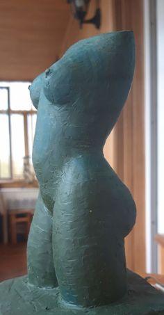 Sculpture by Leonid Shatsylo (Leo Adam) (Ukraine) Human Sculpture, Sculpture Head, Pottery Sculpture, Plaster Sculpture, Garden Sculpture, Ceramic Sculpture Figurative, Figurative Art, Ancient Greek Sculpture, Metal Yard Art