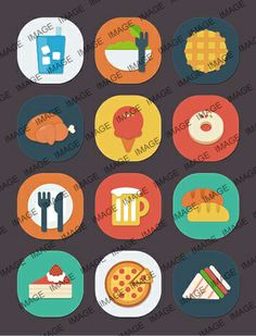 1000+ images about Icons on Pinterest | Butcher shop, Meat and Design ...