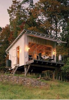 1000 images about wooden houses on pinterest wooden for Shack at hinkle farm