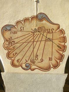 Cadran solaire (Bretagne)