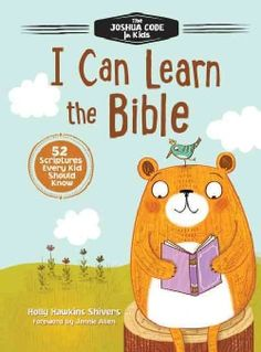I Can Learn the Bible: The Joshua Code for Kids: 52 Scriptures Every Kid Should Know (Hardcover) - Free Shipping On Orders Over $45 - Overstock.com - 16144248 - Mobile