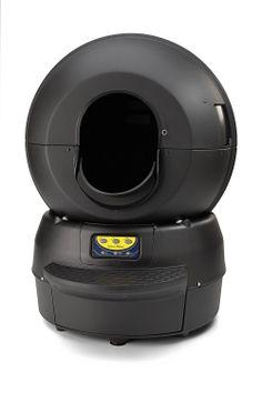 Litter-Robot II Standard Unit - Black #nomorescooping