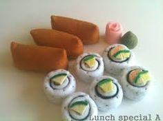 felt japanese food的圖片搜尋結果
