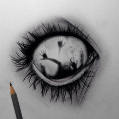 creepy eyes - Google Search