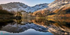 Winter Reflections Buttermere | by Dave Massey Photography