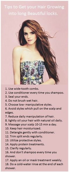 Want to know all the best hair growth secrets? Check out these image link to get your hair growing into long beautiful locks..