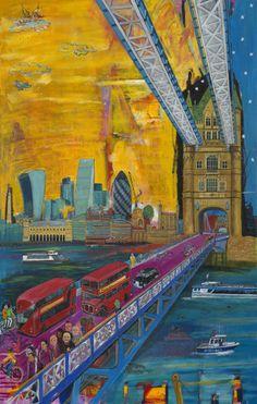 http://londonist.com/2014/06/tower-bridge-exhibition-at-guildhall-art-gallery.php | Tower Bridge Exhibition At Guildhall Art Gallery | Londonist