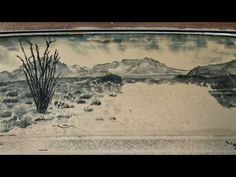 Dirty Car Art! See, this guy does art in the dirt on cars...the art itself is clean...
