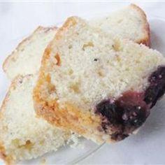 Art Blueberry Lemon Bread food-and-drink