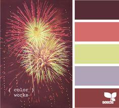 Colour works