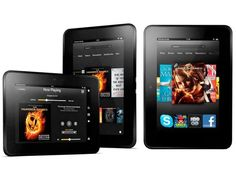 Secon generation Kindle Fire HD may soon appear