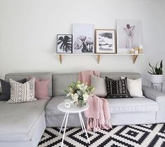 Stunning scandinavian living room interior designs (15)