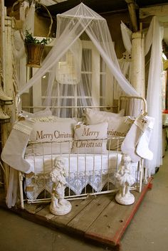 If I had this I would never get out. Even if it is a crib. Country Roads