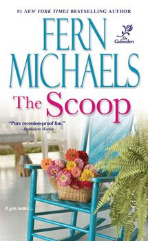 Click the link below to read the book review and enter the giveaway of THE SCOOP by Fern Michaels!