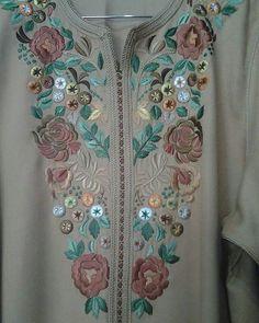 Embroidered kurti