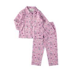 Flannelette Pyjama Set   Kmart