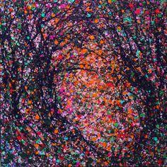 Dreamscape No 401, oil on canvas, 88 x 88 cm, 2014
