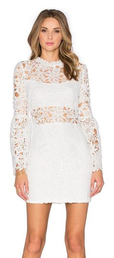 On SALE at 29.00% OFF! Willamette Lace Dress by endless rose. Self  a0625d9e0